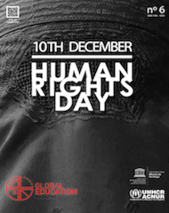 Global Education Magazine 6, Human Rights Day, UNESCO, ACNUR