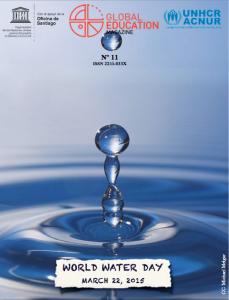 world water day, global education magazine