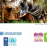 Launch of Post-2015 Thematic Consultation on Environmental Sustainability