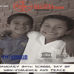 Global Education Magazine: School Day of Non-violence and Peace (January 30th 2013)