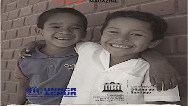 Cover, Global Education Magazine (640 x 480)