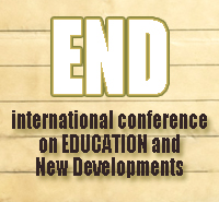 END, International Conference on Education and New Developments, Global Education Magazine