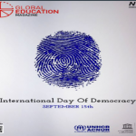 Global Education Magazine: International Day of Democracy (September 15th, 2013)