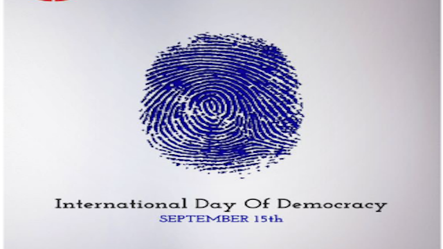 Global Education Magazine, International Day of Democracy, 480 -640
