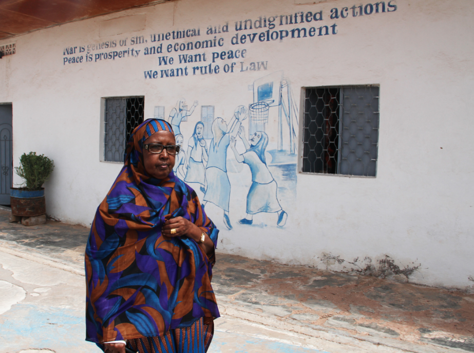 Mama Hawa, World Refugee Day, Global Education Magazine, 2012 Nansen Refugee Award