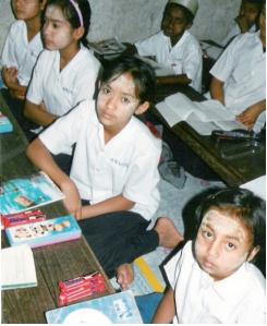 Refugee Education 2, Julie:NCCM, Global Education Magazine