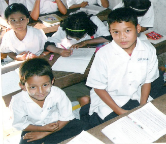 Refugee Education 3, Julie:NCCM, Global Education Magazine
