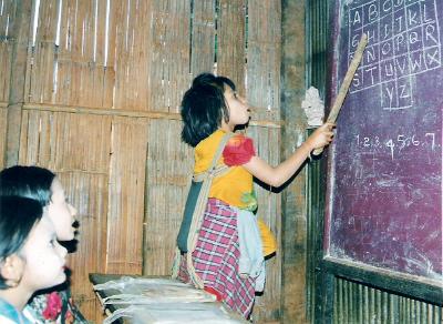 Refugee Education 4, Julie:NCCM, Global Education Magazine