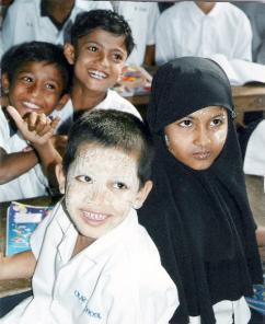 Refugee Education, Julie:NCCM, Global Education Magazine