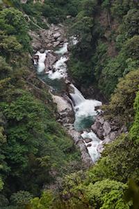 4. Rathong in valley-0214 @ Ashish Kothari, Global Education Magazine