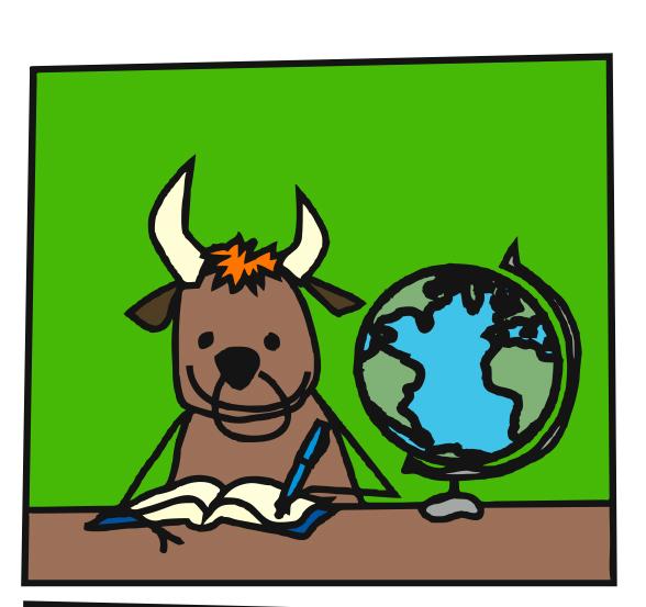 Taureau Ecriture, Global Education Magazine