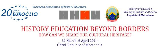 History Education Beyond BordersHistory Education Beyond Borders, EUROCLIO, Global Education Magazine