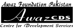 AWAZ Foundation Pakistan, Center for Development Services, global education magazine