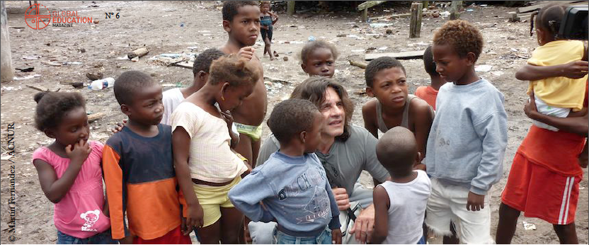 Entrevista a Osvaldo Laport, Embajador de buena voluntad de ACNUR.