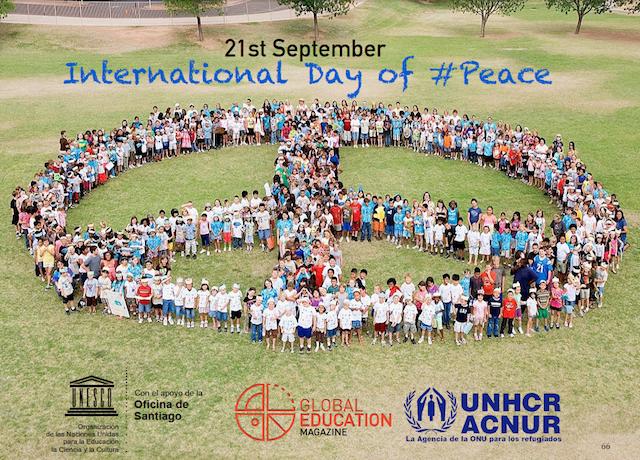 International Day of Peace, Global Education Magazine