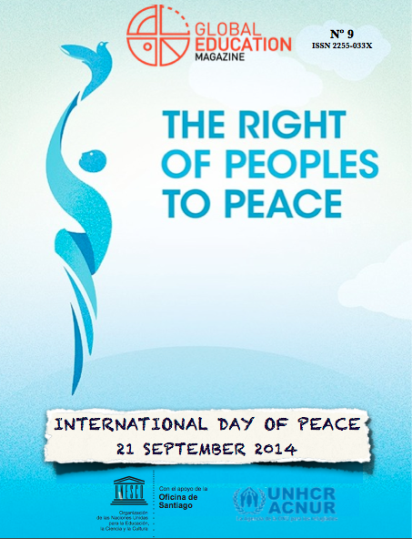 International Day of Peace, global education magazine, acnur, unesco, unhcr,