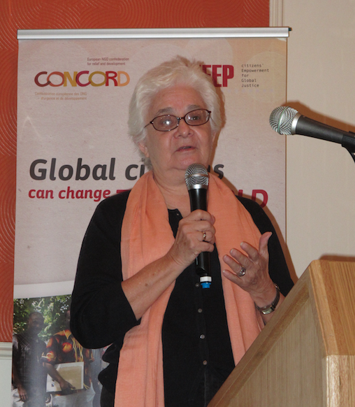 Marta Benavides, Siglo XXIII, GCAP, Global Education Magazine