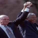 Statement by FW de Klerk on the Death of Nelson Mandela