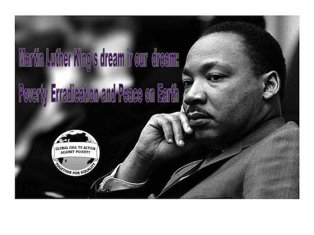 GCAP Martin Luther King, global education magazine