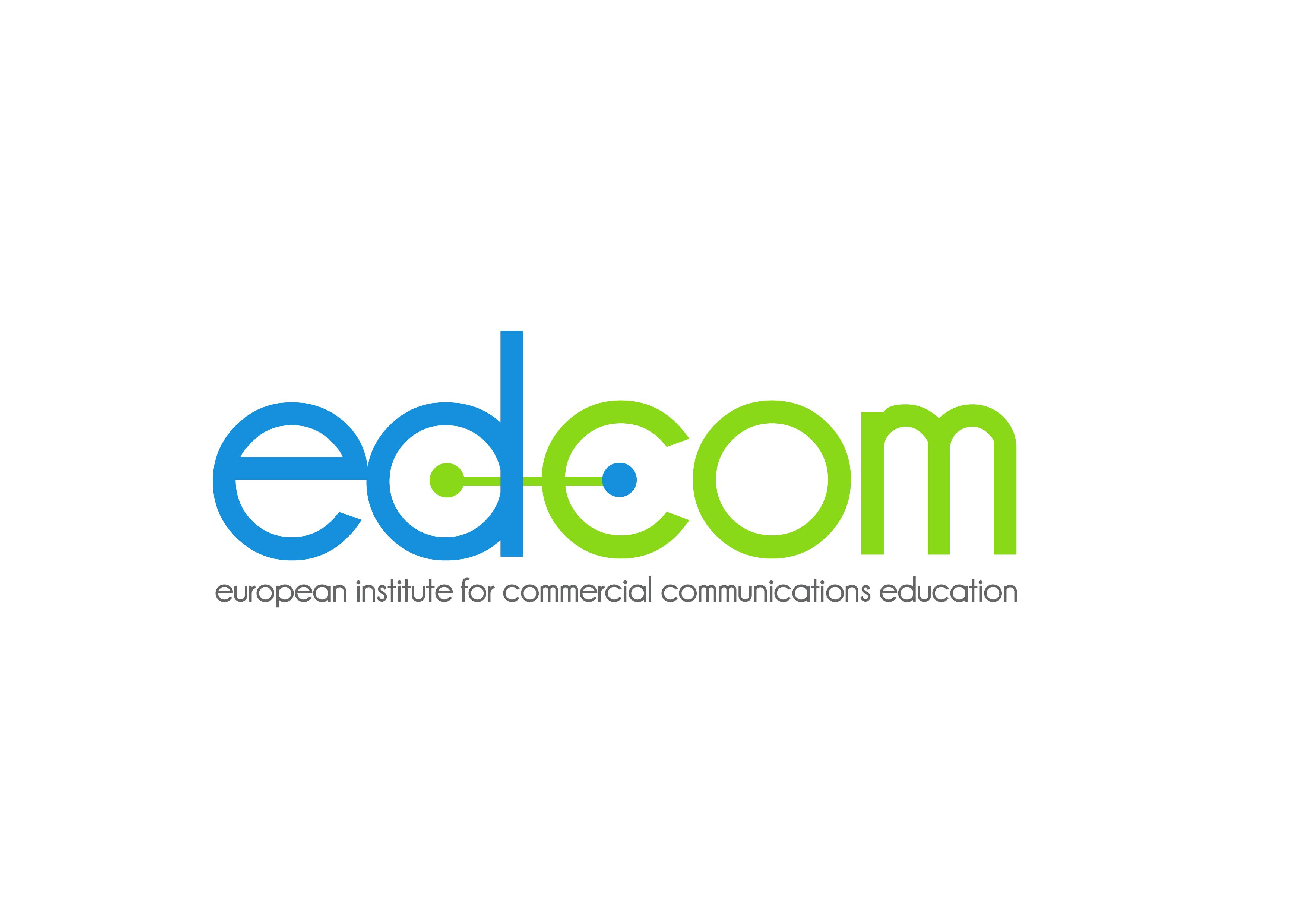 edcom logo, global education magazine