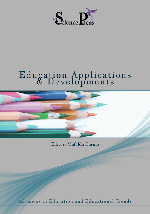 Education Applications & Developments, mafalda carmo, inScience Press, global education magazine,