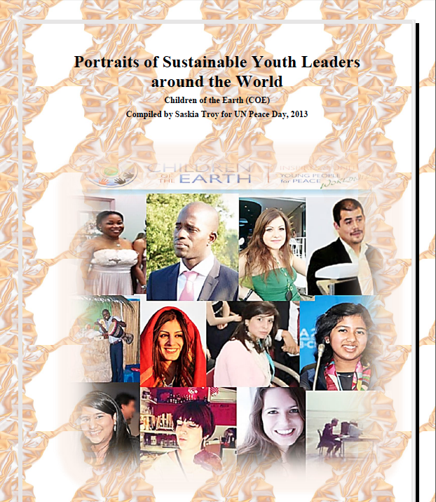 Portraits of Sustainable Youth Leaders around the World, global education magazine, unesco, acnur, unhcr, un,