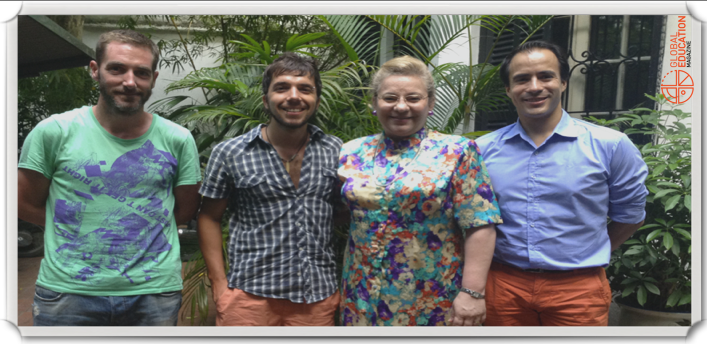 aitor bilbo, javier collado ruano, Katherine Muller-Marin, juan pablo ramirez miranda, UNESCO Vietnam, global education magazine