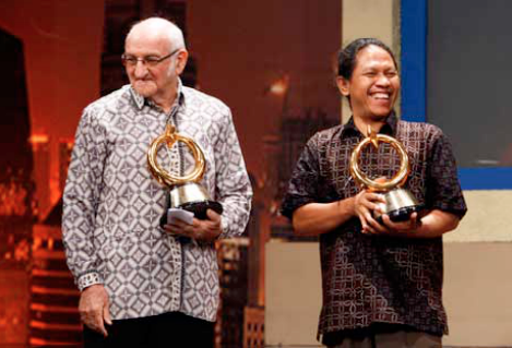 award qaryah thayyibah salatiga indonesia, global education magazine, unesco, unhcr,