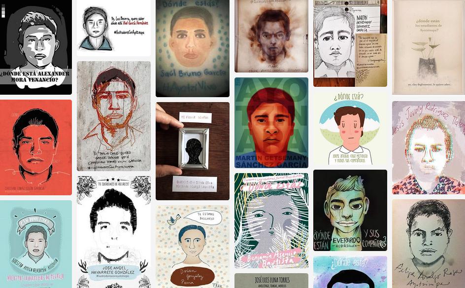 Ayotzinapa, Mexico, 43 estudiantes, global education magazine