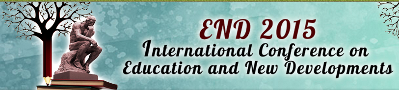 International Conference on Education and New Developments 2015, global education magazine