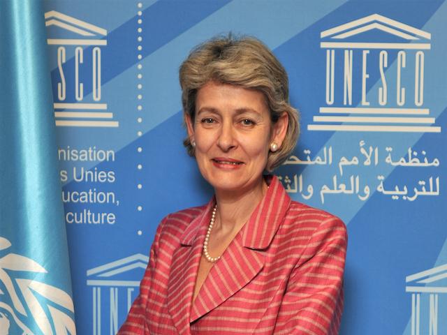 UNESCO Director-General, Irina Bokova, global education magazine