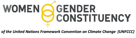 Women and Gender Constituency, global education magazine