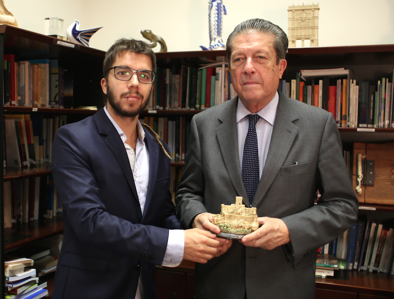 Federico Mayor Zaragoza, Javier Collado Ruano, Cultura de Paz, Global Education Magazine