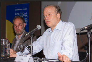 Dr. Renato Ribeiro y Martin Gran ... minario regional 2015 -PASEM