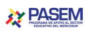 PASEM, mercosur