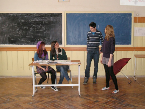 What does water mean anyway? romania, global education magazine