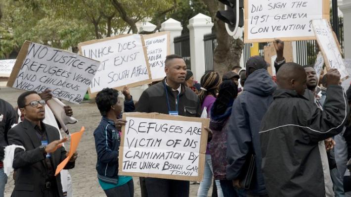 World Refugee Day, global education magazine, south africa