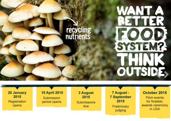 food security, global education magazine, biomimicry