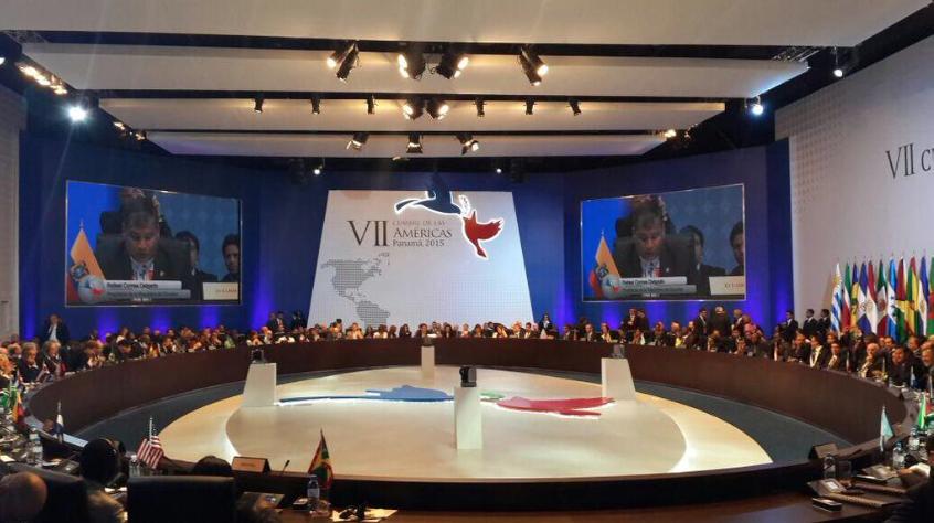 VII Summit of the Americas, Panama 2015