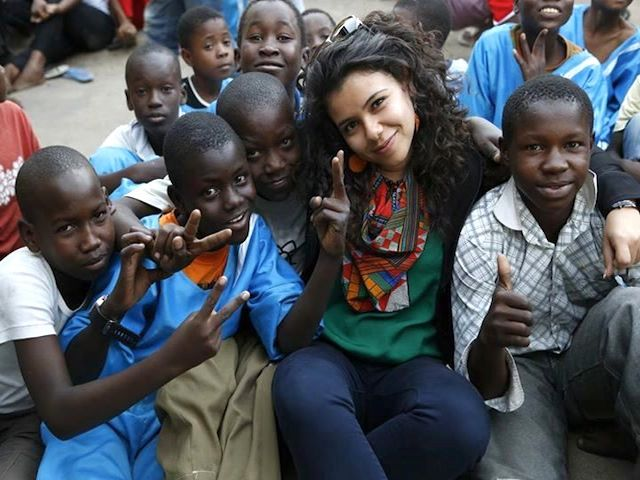 Aya chebbi, global education magazine, proudly tunisian