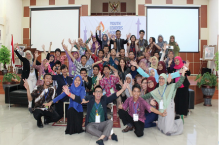 Picture 2. Youth Adventure & Youth Leaders Forum 2014