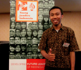 Picture 4. Attending the YLI Forum 1