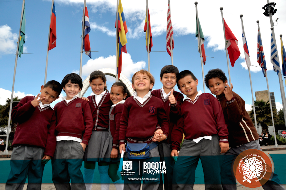 educacion para la ciudadania global, bogota, colombia