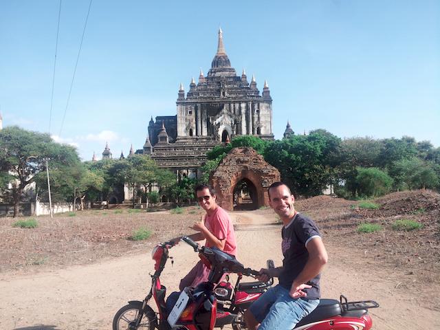 la sonrisa nomada birmania