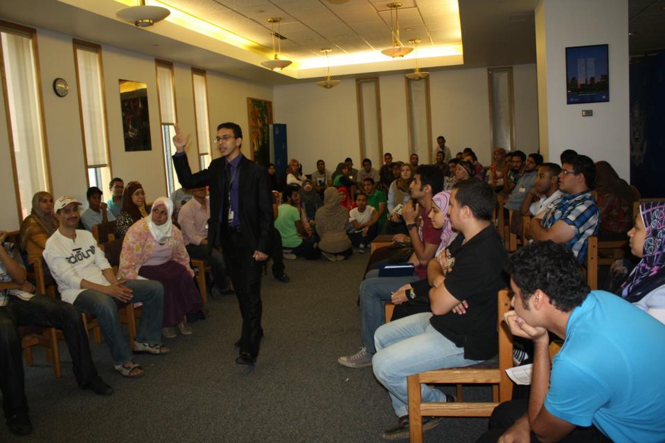 Mostafa Shahat - US Embassy