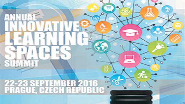 ANNUAL INNOVATIVE LEARNING SPACES SUMMIT 1