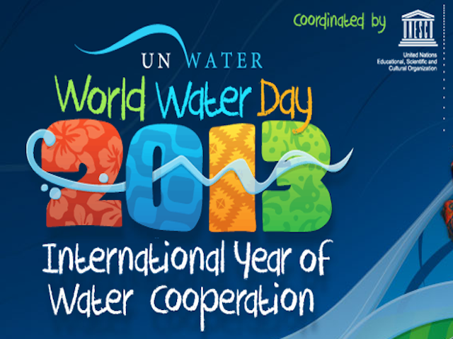 International Year of Water Cooperation, 2013