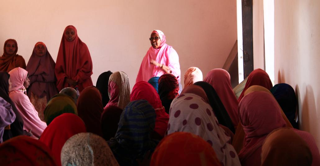 Mama Hawa, Nansen Refugee Award, Global Education Magazine