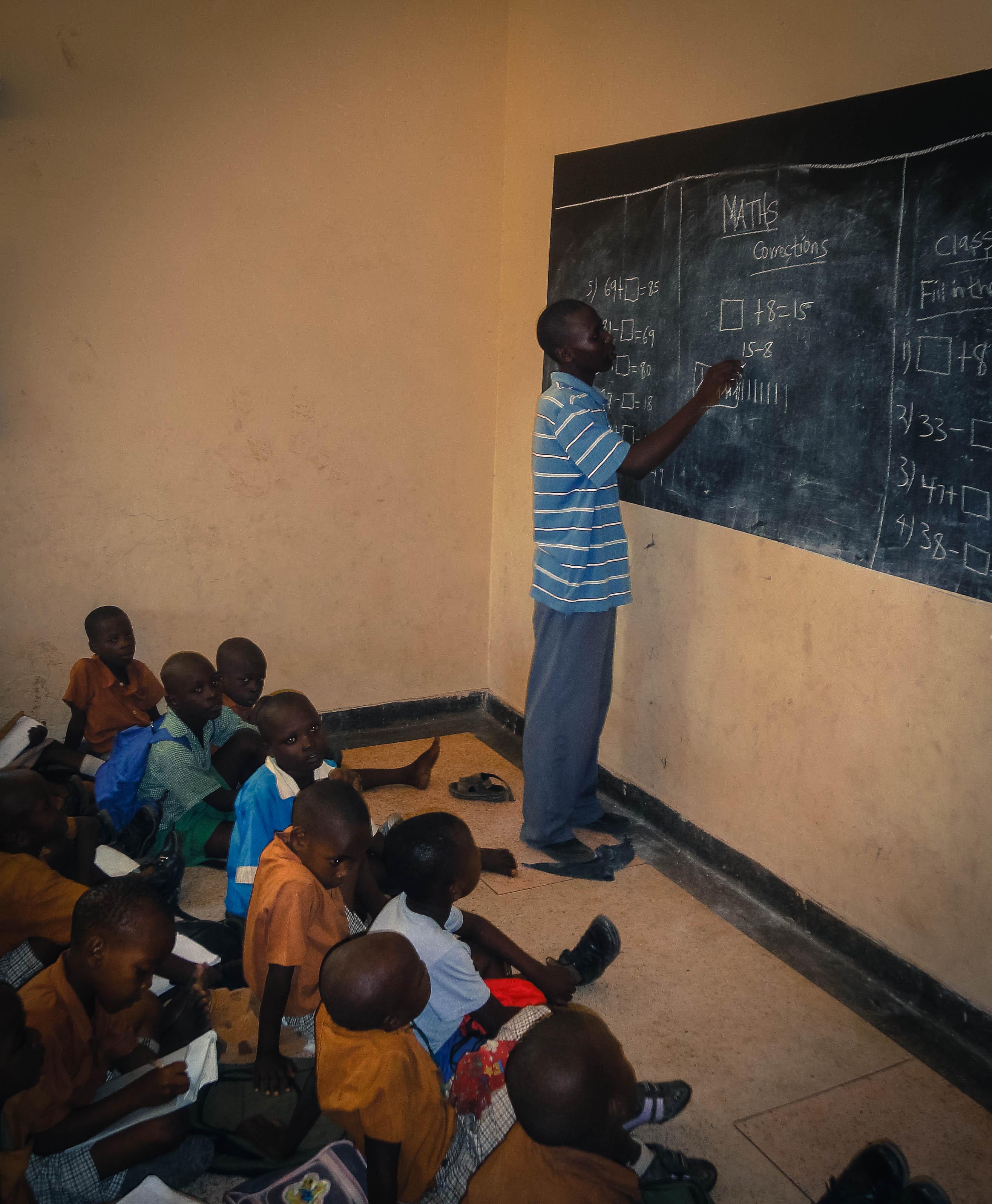Precious Vision Care Centre Primary School, global education magazine