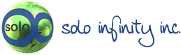 logo Solo Infinity, global education magazine